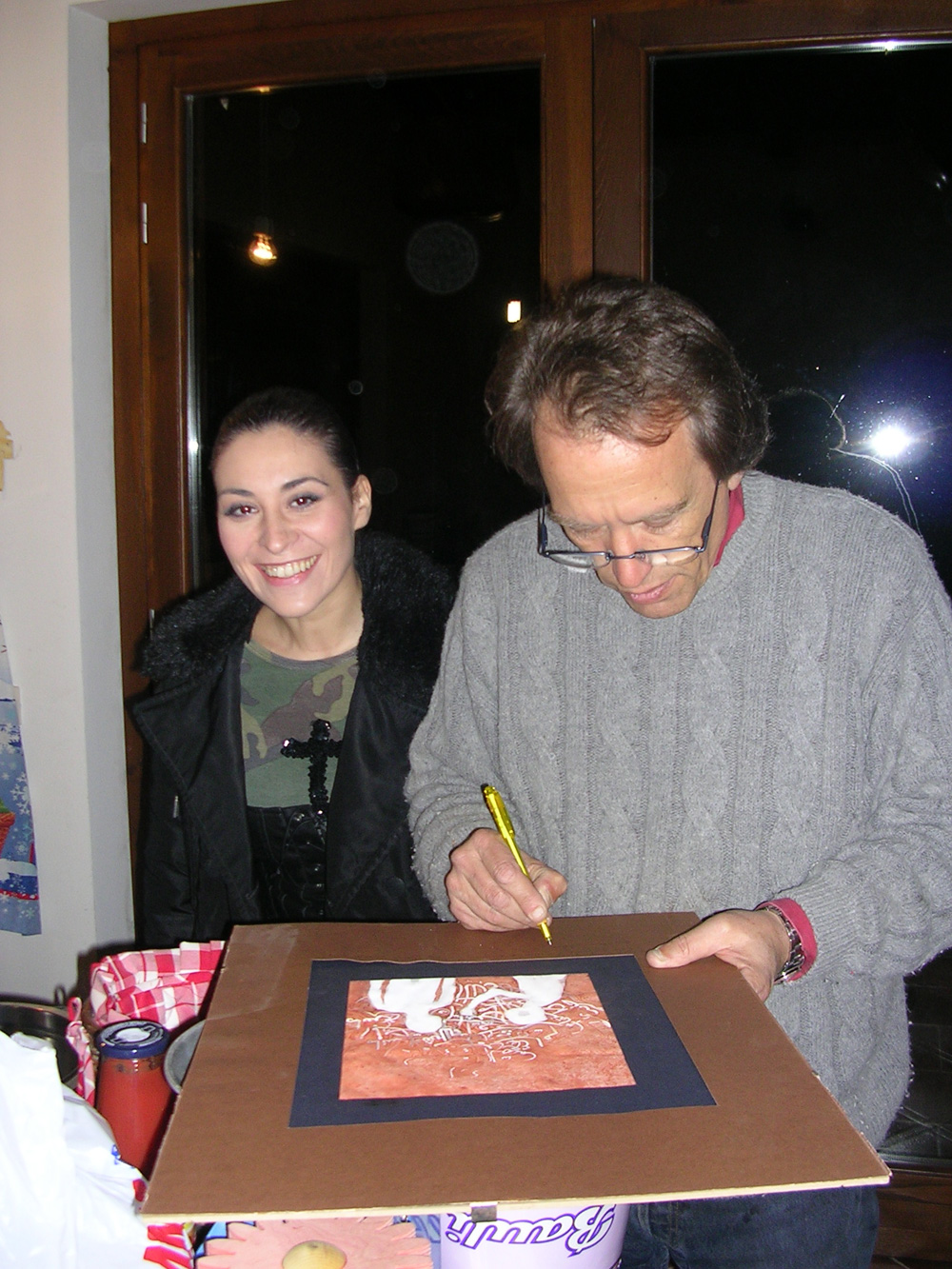 Roberto De Laurentiis, Produttore de Il Pane Nudo