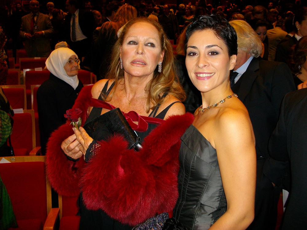 damasco-film-festival-2009-con-ursula-andress